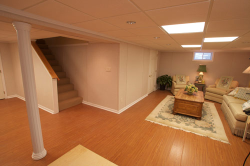 of finished basements in massachusetts and new hampshire finished